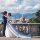 Japanese Wedding in Piazzale Michelangelo