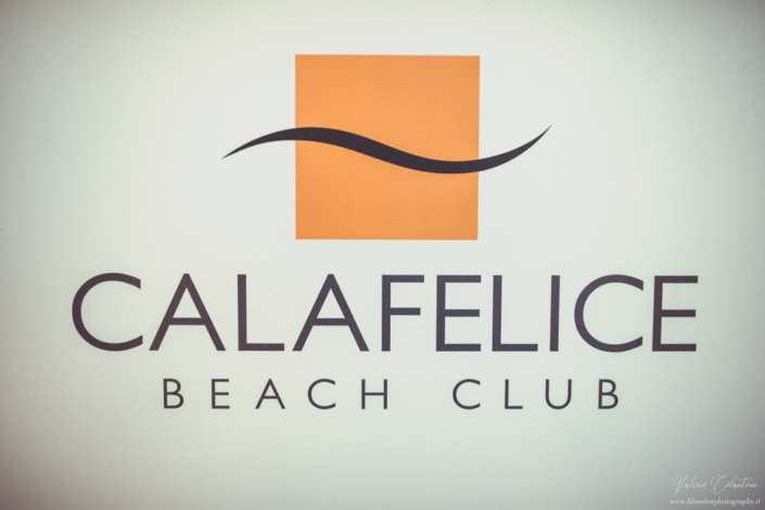 Cala Felice Beach Club Wedding