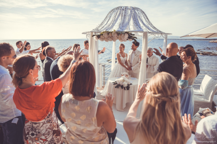 Wedding in Cala Felice