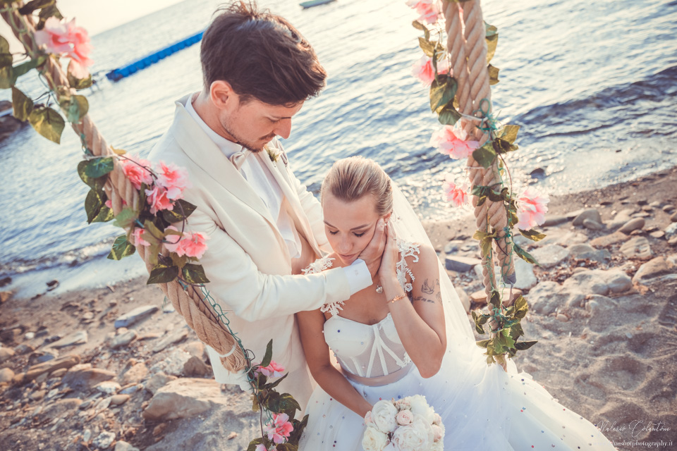 Romantic Wedding In Tuscany