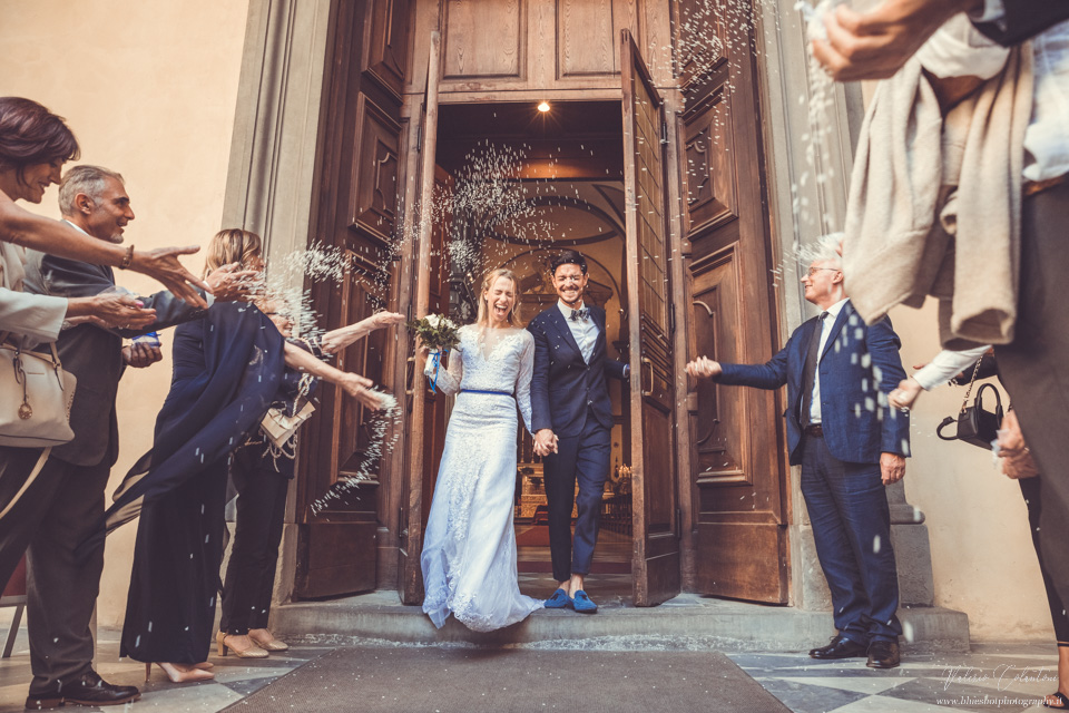 Wedding in Florence