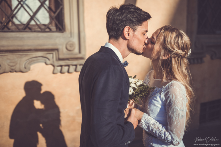 Romantic Wedding in Florence