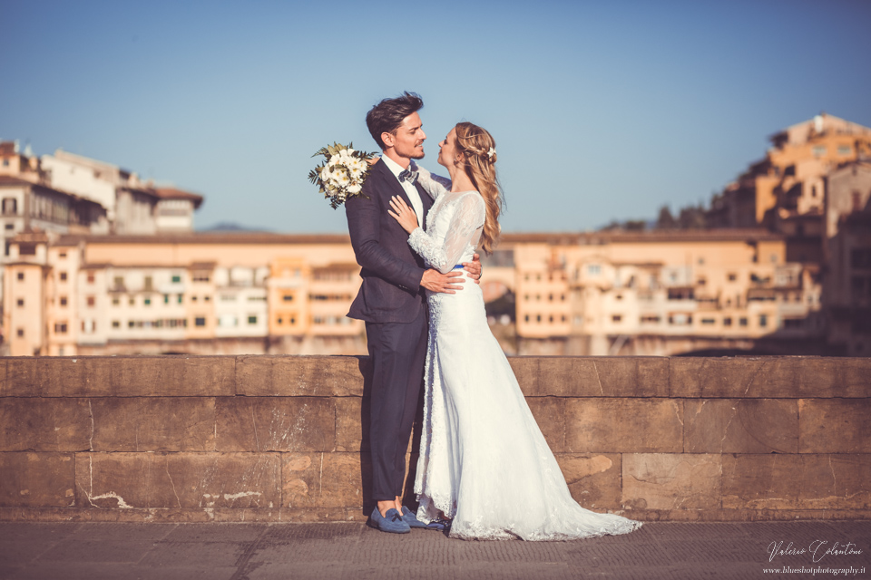 Wedding in Florence Pontevecchio