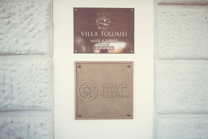 Villa Tolomei Wedding